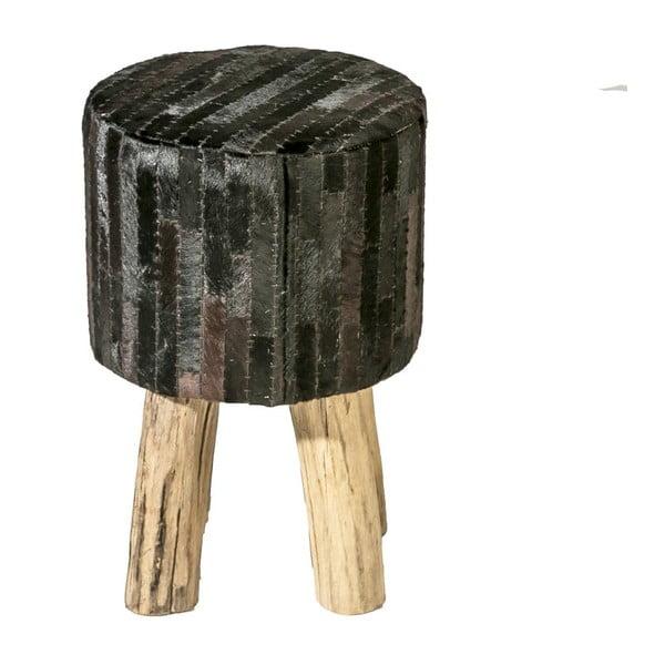 Stołek Colo Patch Hocker Black