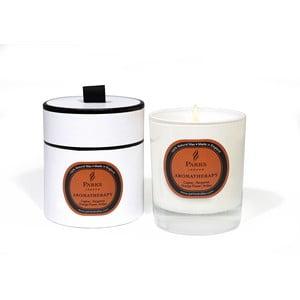 Świeczka Aromatherapy, 50 godzin palenia, zapach koniaku