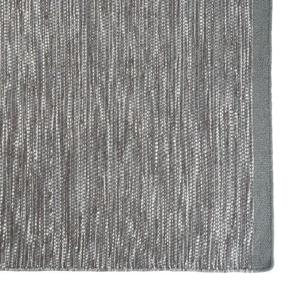 Dywan wełniany Asko Teal, 80x250 cm