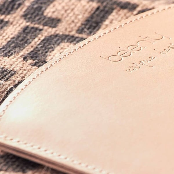 Skórzane etui na tablet Samsung Galaxy 8.0 (Tab 3, 4) Cream