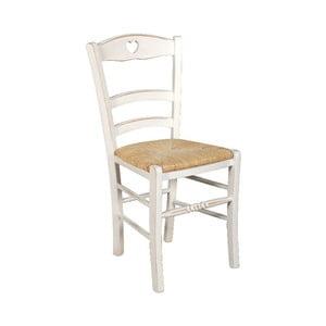 Krzesło Coeurs White