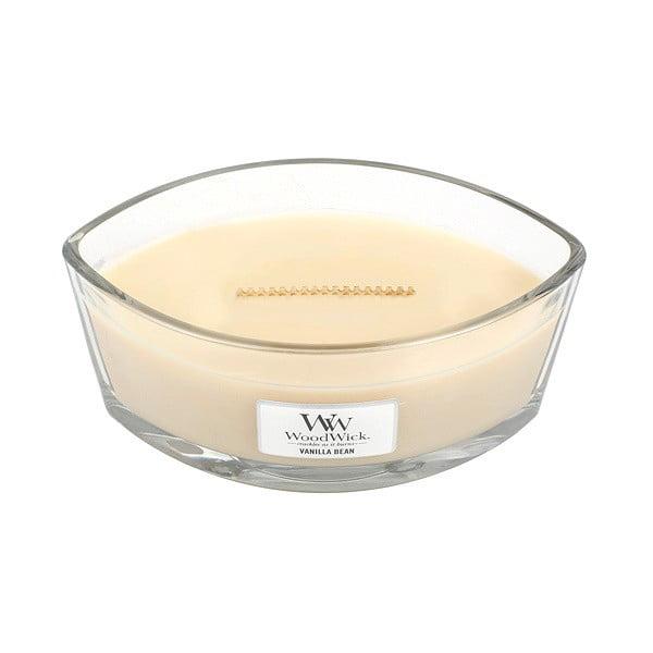 Świeczka zapachowa WoodWick Wanilla, 453g, 50 godz. palenia