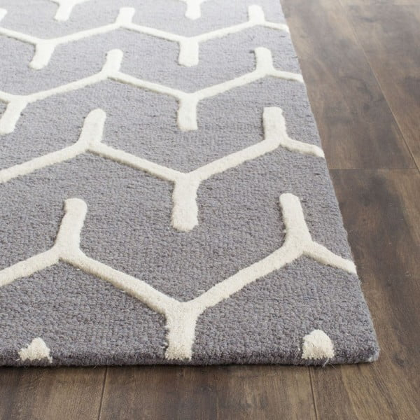 Wełniany dywan Chara, 182x274 cm