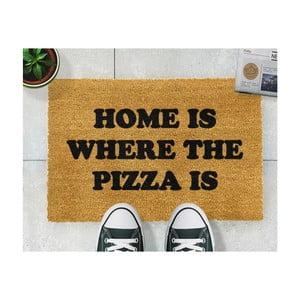 Wycieraczka Artsy Doormats Home Is Where the Pizza Is, 40x60 cm