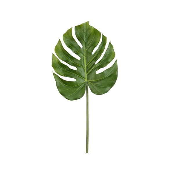Dekoracja/sztuczny liść Philodendron, 81 cm