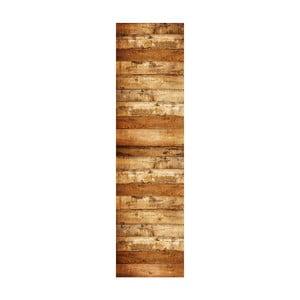 Winylowy dywan Tableros Grunge, 80x300 cm