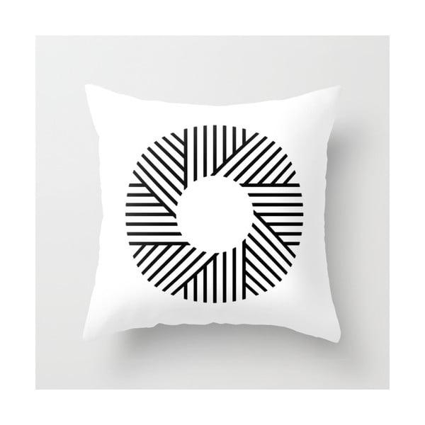 Poszewka na poduszkę Black´n´white I, 45x45 cm