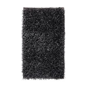 Dywanik łazienkowy Kemen Black, 60x100 cm