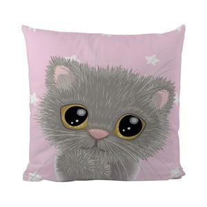 Poduszka Mr. Little Fox Small Kitty, 50x50cm