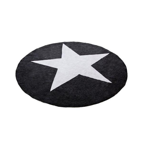 Dywan Alta Star Black White, 140 cm