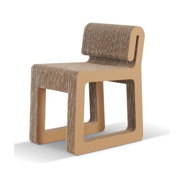 Kartonowe krzesło Hook