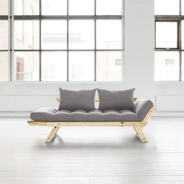 Sofa Karup Bebop Natural/Gris