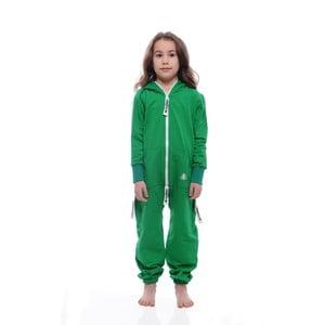Dziecięcy kombinezon Summer Green, 4-5 lat
