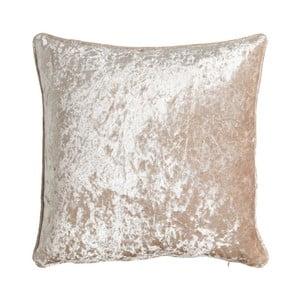 Biała poduszka Ixia Shinny