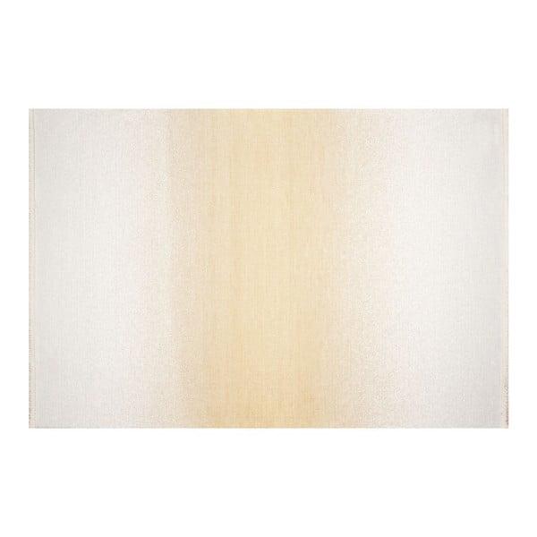 Dywan Yellow Beige, 80x300 cm