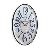 Biały zegar ścienny Geese Standard