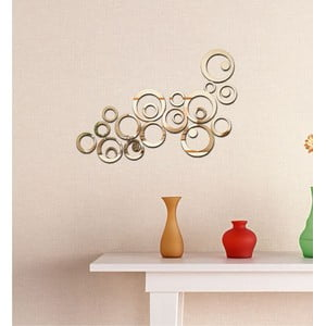 Lustro dekoracyjne Retro Circles