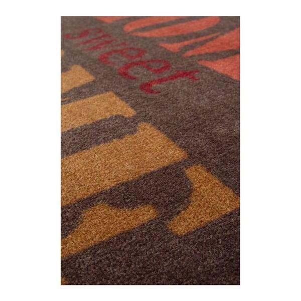 Wycieraczka Bonjour 123 Brown, 60x90 cm