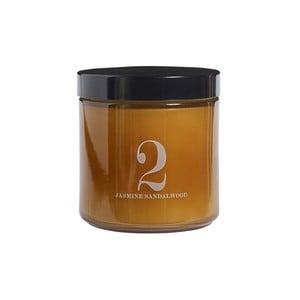 Świeczka zapachowa Relax, zapach jaśminu i sandałowca