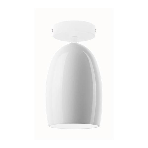 Biała lampa sufitowa Sotto Luce UME Elementary CP 1C Glossy