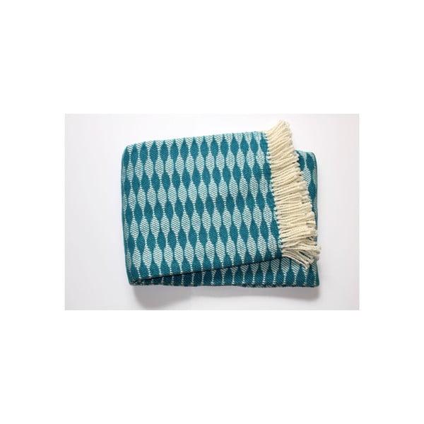 Koc Aqua Ocean Blue, 140x180 cm