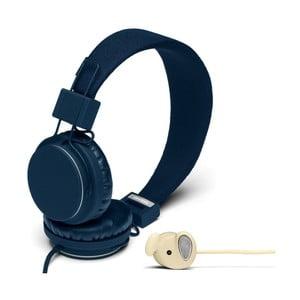 Słuchawki Plattan Indigo + słuchawki Medis Cream GRATIS