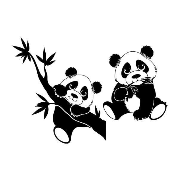 Naklejka Fanastick Pandas