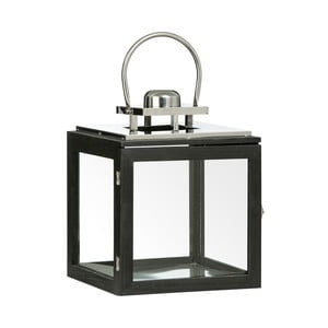 Świecznik Regents Park Black, 37 cm