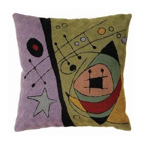 Poszewka na poduszkę Miro Star, 45x45 cm