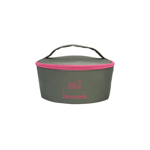 Pokrowiec na pojemnik Bento G Lunch Grey/Pink
