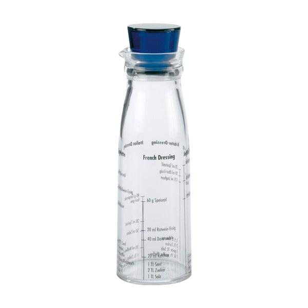 Shaker do dressingów Blau z przepisami, 0,3 l