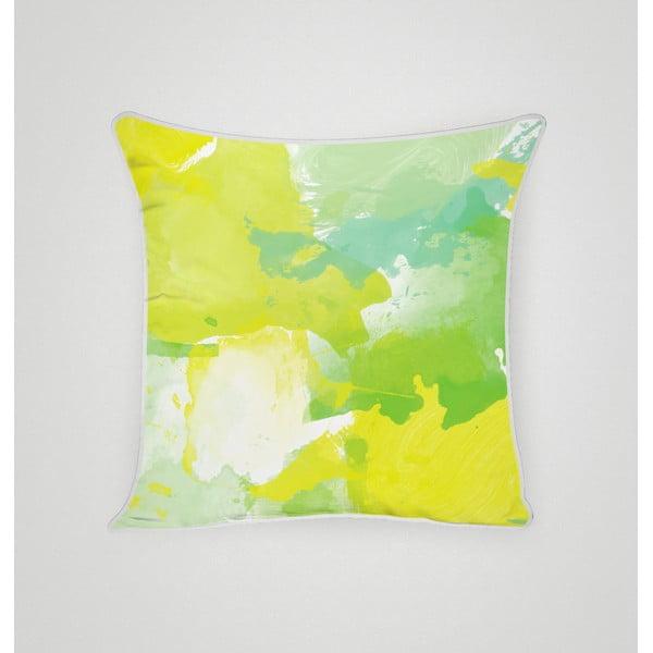 Poszewka na poduszkę Green Lime, 45x45 cm