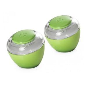 Zielona solniczka i pieprzniczka