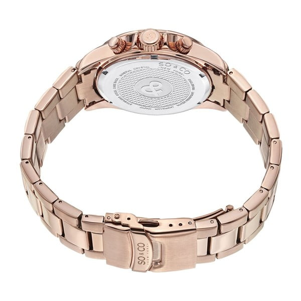 Zegarek męski Monticello Rose Gold