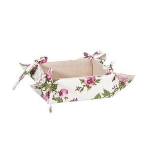 Koszyk na pieczywo Roses, 35x35 cm