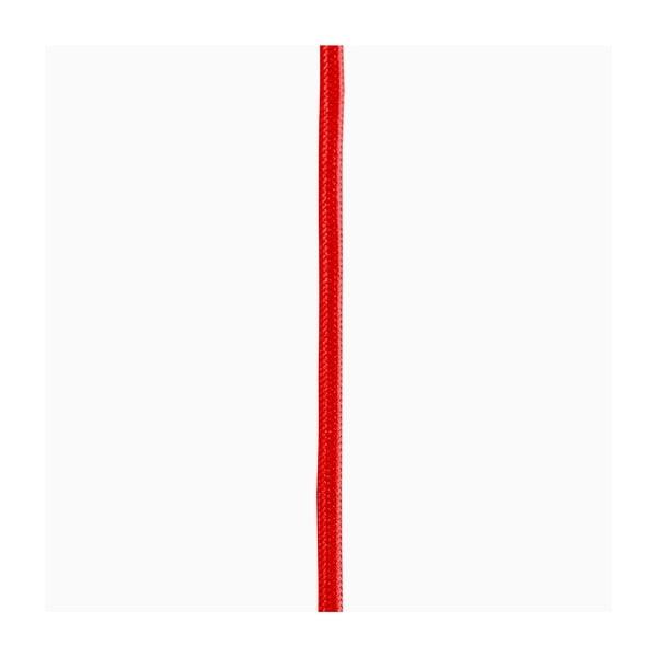 Wiszący kabel Uno, czerwony/czarny