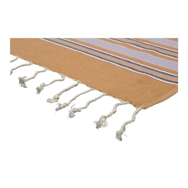 Ręcznik hammam Melange Colorful VI, 95x175 cm
