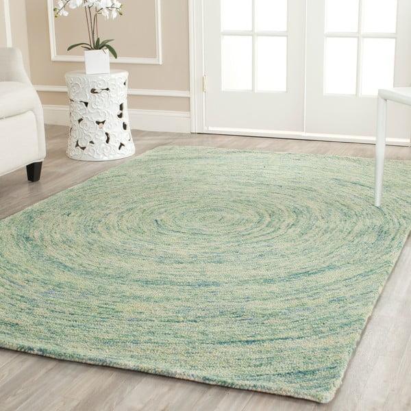 Wełniany dywan Isis, 91x152 cm