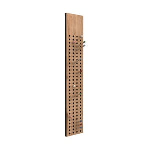Wiszący wieszak bambusowy We Do Wood Scoreboard,wys.100cm