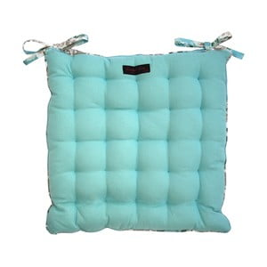 Poduszka do siedzenia Plain Blue