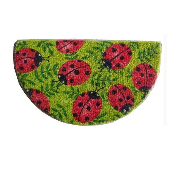 Wycieraczka Ladybug, 73x43 cm
