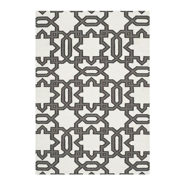 Wełniany dywan tkany ręcznie Safavieh Kata, 121 x 182 cm