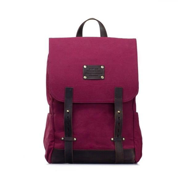 Plecak O My Bag Mau's, bordowy