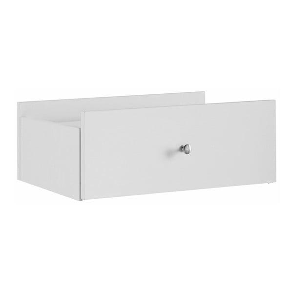 Biała szuflada dodatkowa do regału Støraa Versaille