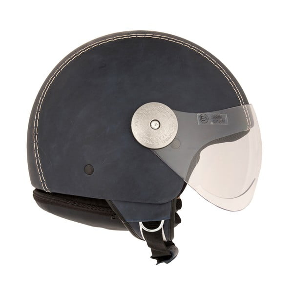 Kask Leather Vintage Ocean Blue, L