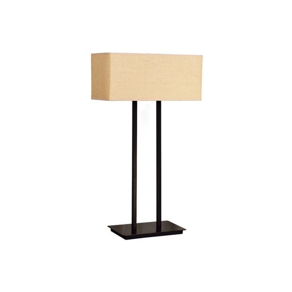 Lampa stołowa Block Metal/Vintage