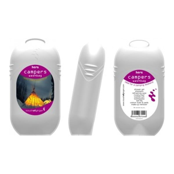 Apteczka higieniczna na kemping dla kobiet