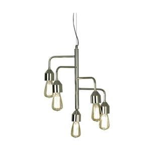 Lampa wisząca Scan Lamps Flynn Five Silver