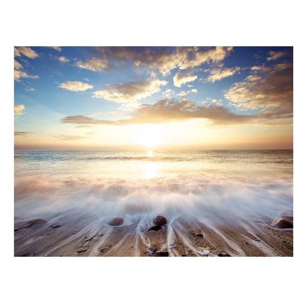 Szklany obraz Golden Sunrise 60x80 cm