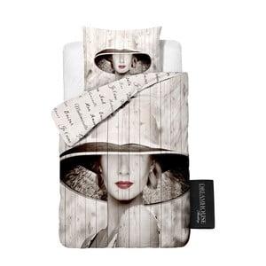 Pościel Dreamhouse Madame Taupe, 140x200 cm